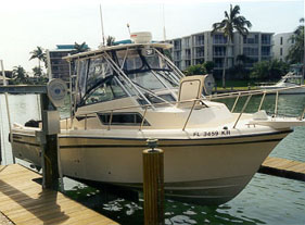 boat review grady white 272 sailfish at dockside reports grady white 272 sailfish