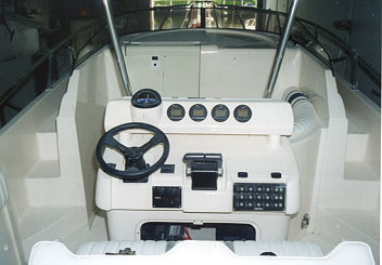 Boat Reviews - Intrepid 289 at Dockside Reports